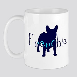 Frenchie Craze Mug